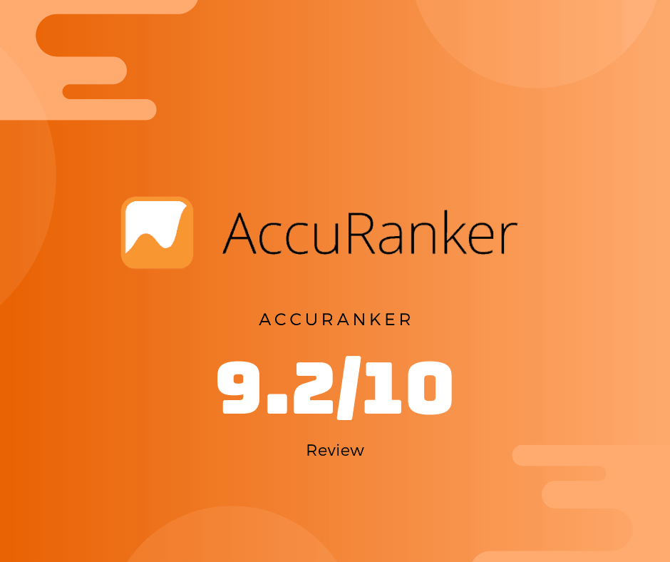 Accuranker review 2020